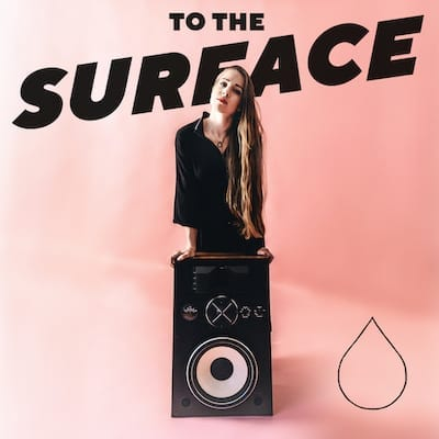 To the Surface EP Cover Mastering