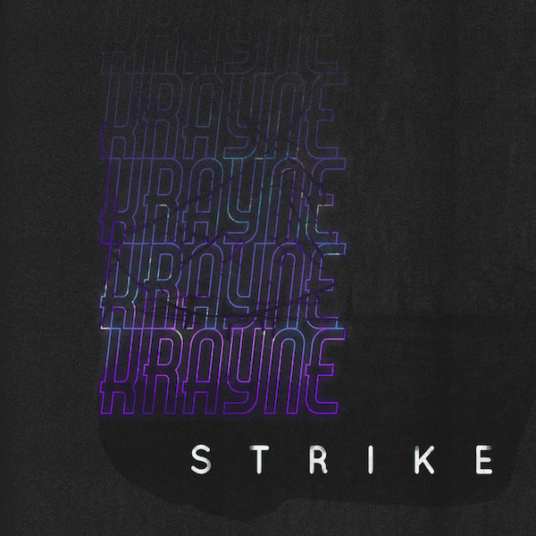 Krayne Strike Cover EP
