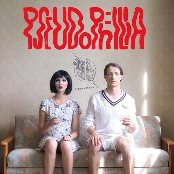 BLOSSOMERS Pseudophilia Cover