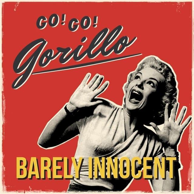 Go! Go! Gorillo EP Recording