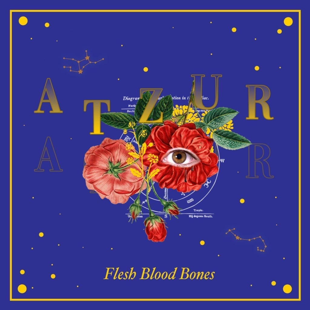 atzur flesh blood bones Mastering