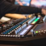 Mastering Mischpult Recording