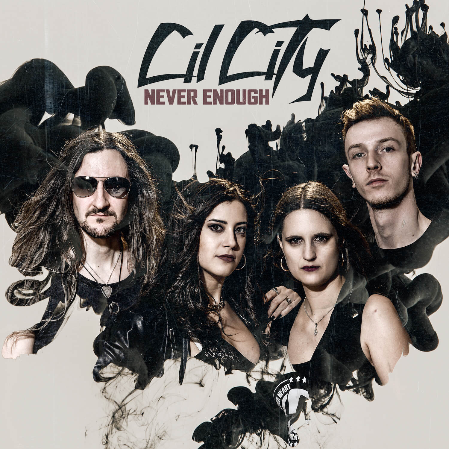 Cil City Never Enough EP Produktion