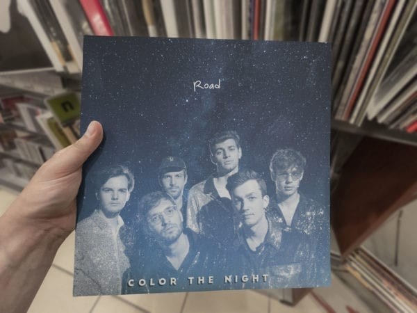 Color the Night - Road Vinyl Producing