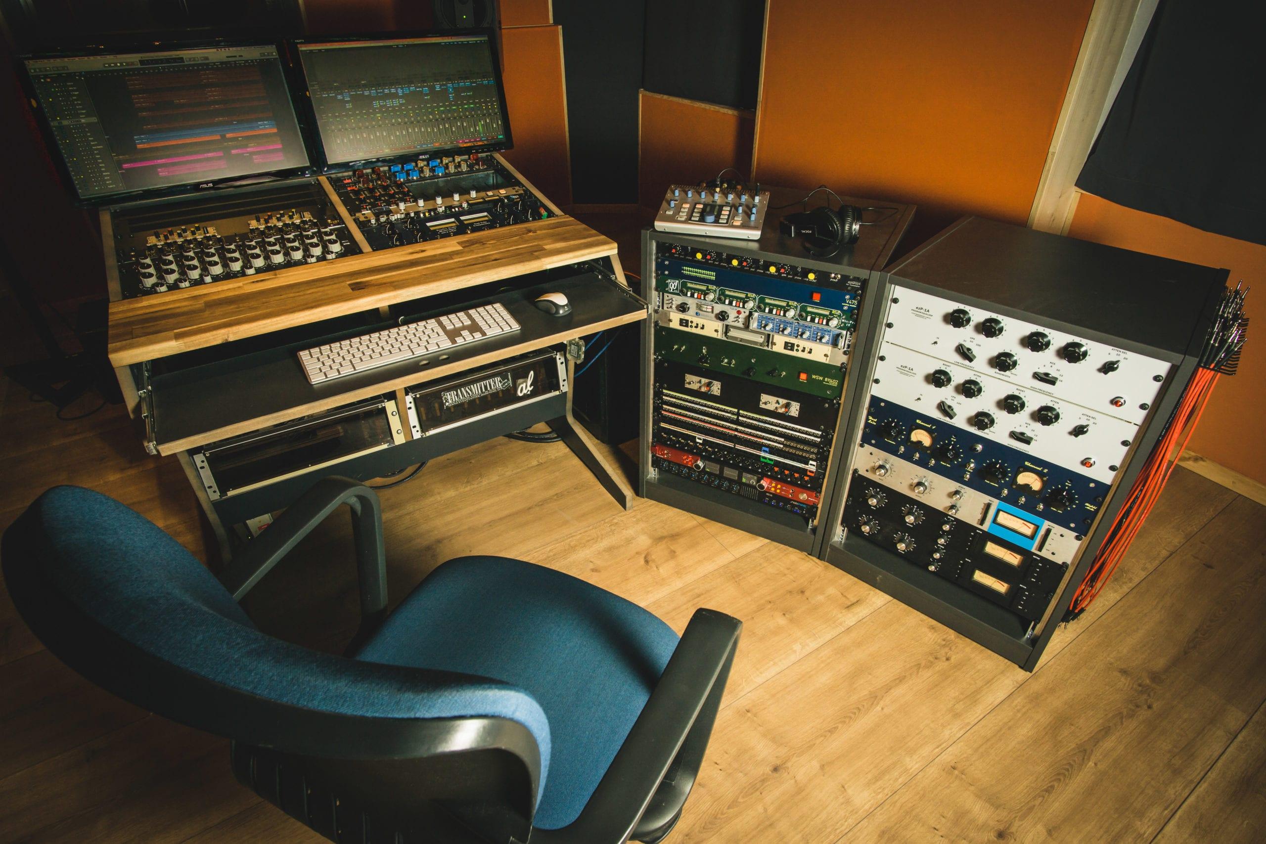 Aufnahme, Mixing & Mastering