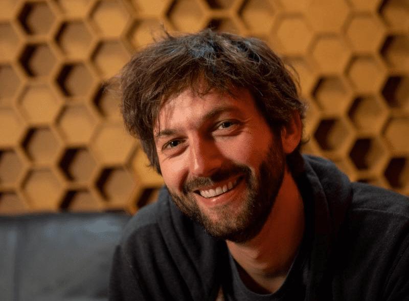 Tonstudio Hinterhof Records Inhaber Niklas Paumgarten